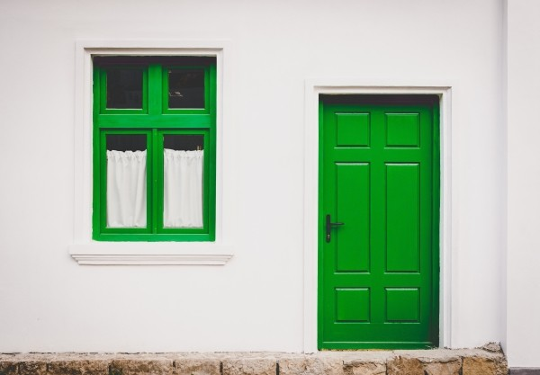 door-window-green-house