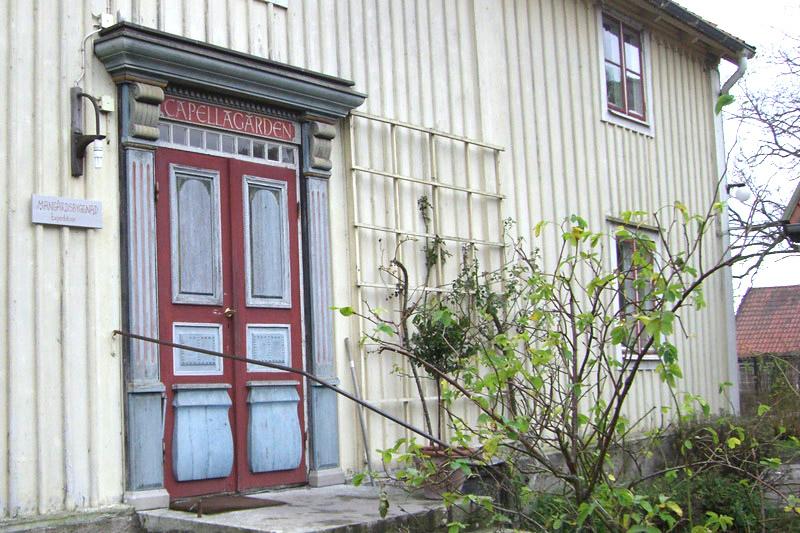 カペラ玄関