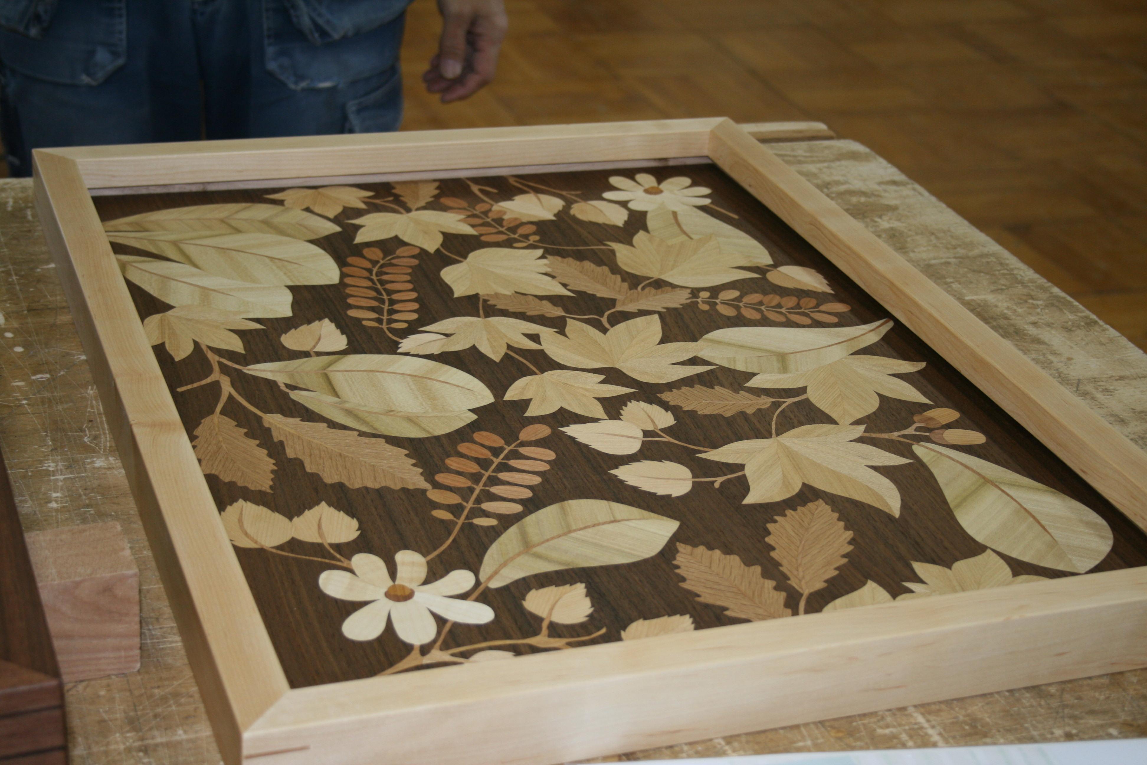 ー木象嵌yearー 魅せる作品、作ってます!