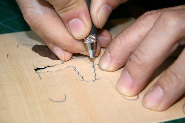 象嵌の作り方 ‐ ダーラヘスト ‐