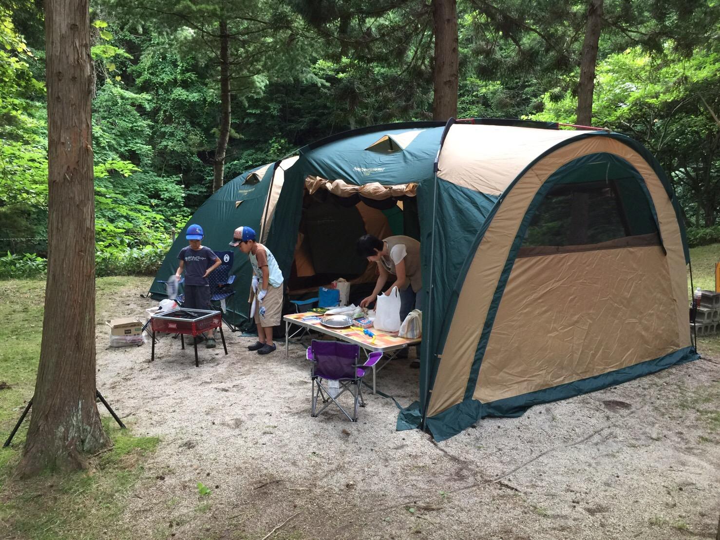 函館観光!タコしゃぶが美味しすぎるキャンプ場!