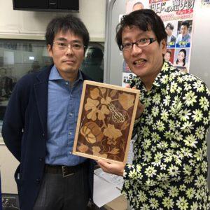 STVラジオ「日高晤郎ショー フォーエバー」に出演します。