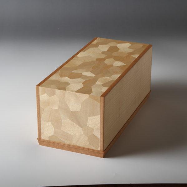 飾り箱 栃木画