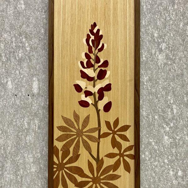 木象嵌の作り方 ルピナス編